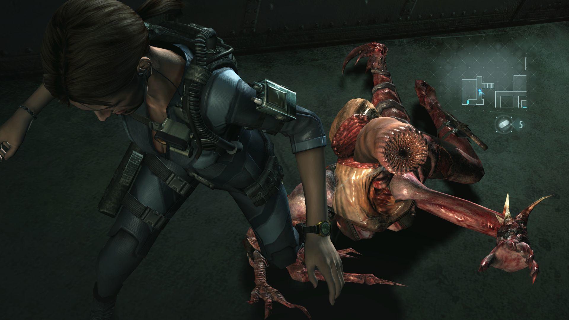 Foto de Resident Evil Revelations (9/18)