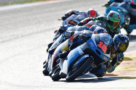 Andrea Migno Gp Valencia 2016 Moto3