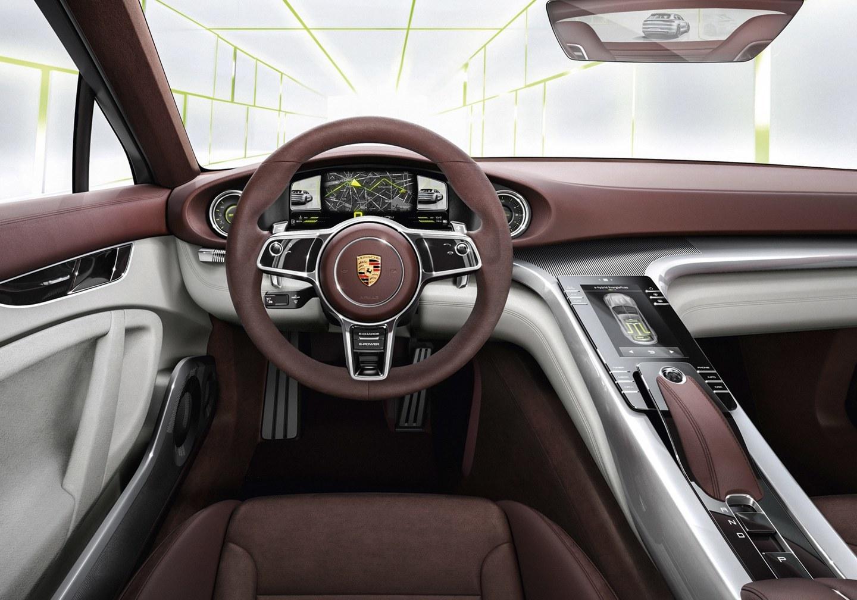 Foto de Porsche Panamera Sport Turismo (7/17)