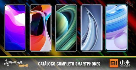 Xiaomi Mi 10 Ultra, así encaja dentro del catálogo completo de móviles Xiaomi en 2020
