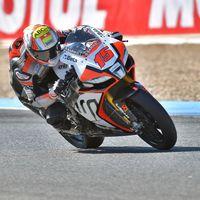 Alex de Angelis se queda con la última moto competitiva para SBK 2017, la Kawasaki ZX-10R de Pedercini