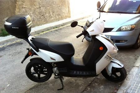 Entrevista a Joan Sucías, feliz poseedor de una moto eléctrica