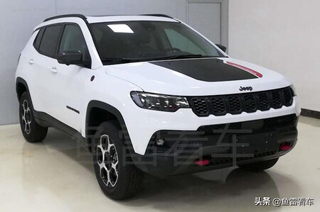 Jeep Compass 2022 Facelift 3