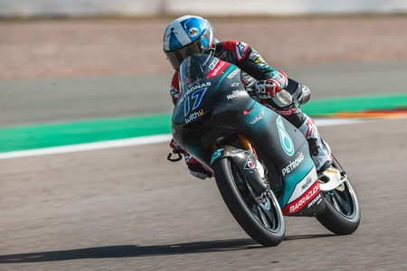 John Mcphee Moto3 Alemania 2019