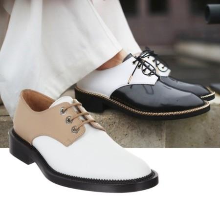 ¿Qué es lo que tiene Sandro? Unos zapatos increíbles que nos recuerdan a los de Givenchy