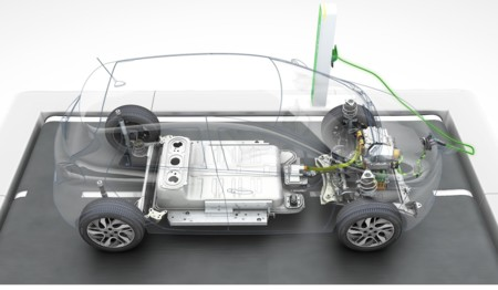 Coches eléctricos: Noruega / España - Renault Zoe
