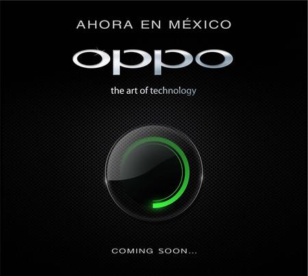 Oppo anuncia el aterrizaje de sus interesantes móviles a México