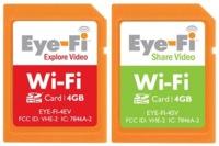 Eye-Fi permite subir ficheros por FTP