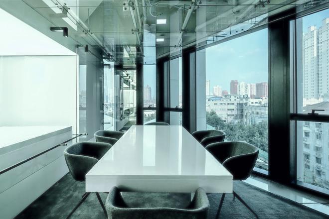 Foto de Las oficinas de cristal de SOHO (6/14)