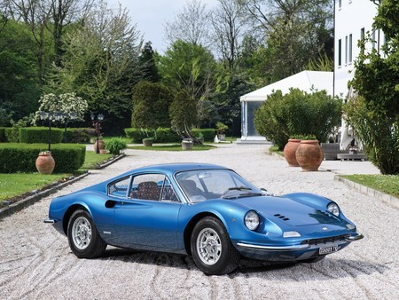 Ferrari Icona Dino