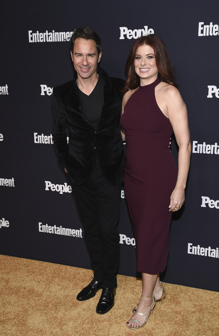 Debra Messing people entertainment weekly fiesta look estilismo outfit