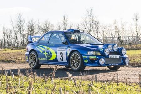 17 millones de pesos por el Subaru Impreza WRC más caro en la historia, con todo y huellas de batalla
