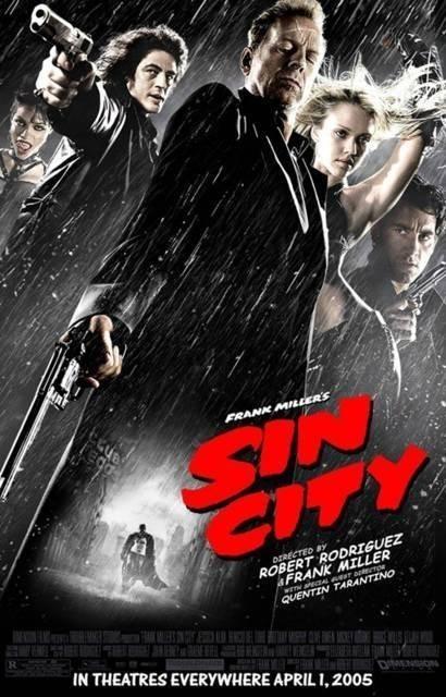 ¿Qué os ha parecido Sin City?