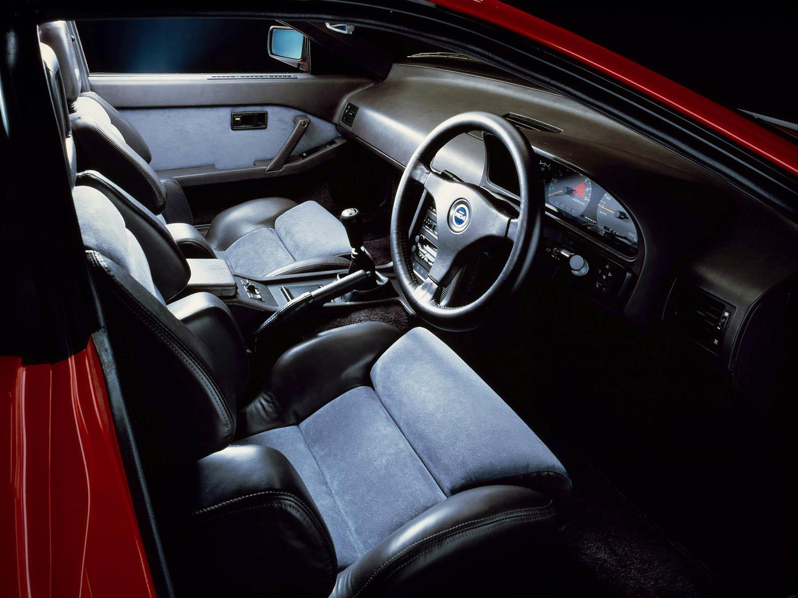 Foto de Nissan MID-4 Concept 1985 (9/12)