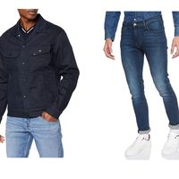 Chollos en tallas sueltas de pantalones, chaquetas y camisetas de marcas como Vans, Pepe Jeans o Lee para hombre en Amazon