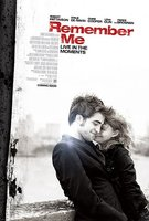 'Remember Me' con Robert Pattinson, cartel