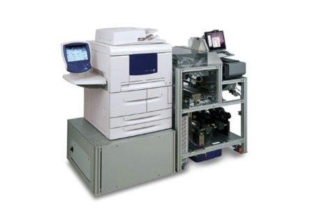 Una impresora de Xerox imprime y encuaderna un libro en 3 minutos