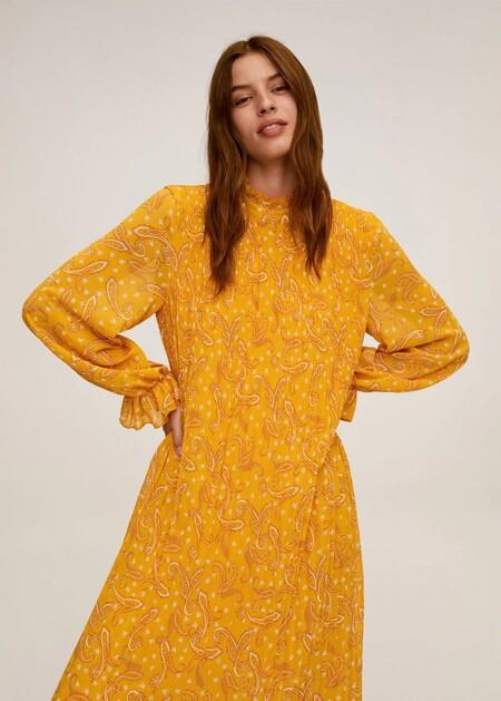 Vestidos Rebajas De Mango