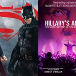'Batman v Superman' y un documental contra Hillary Clinton: lo peor del año según los Razzies 2017