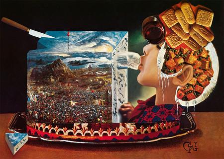 El libro de cocina más loco que hemos encontrado lo cocinó Salvador Dalí
