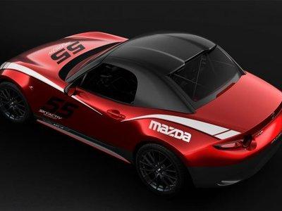 Ya le puedes comprar un techo duro removible a tu Mazda MX-5, pero sólo si es la versión de carreras