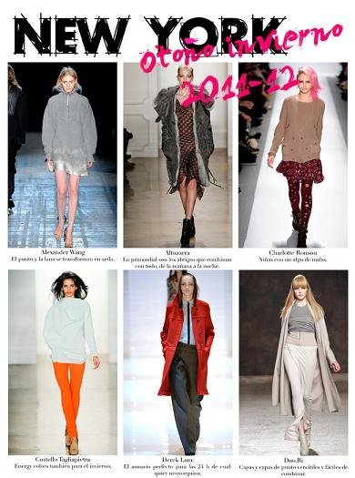 semana moda ny 2011