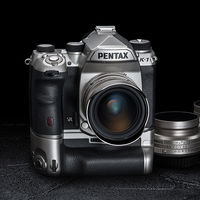 Pentax K-1 Limited Silver, nueva versión en acabado plateado de la primera cámara full frame de la marca