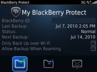 BlackBerry Protect, RIM se apunta a los servicios de seguridad en remoto