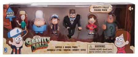 Gravity Falls Figuras