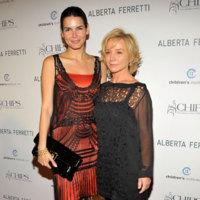 Las invitadas a la fiesta benéfica de Alberta Ferretti