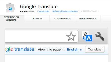 Usa Google Translator para traducir una web entera