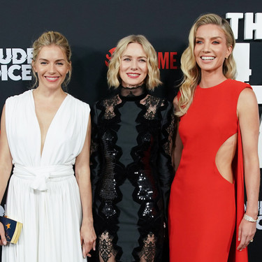 Sienna Miller, Naomi Watts y Annabelle Wallis brillan con estilos muy diferentes en la presentación de 'The loudest voice' en Nueva York