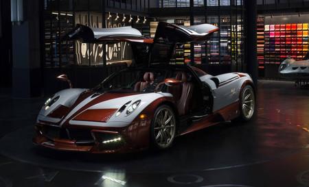 "Pagani Huayra Lampo: un espectacular homenaje ""relámpago"" al Fiat Turbina de 1954"