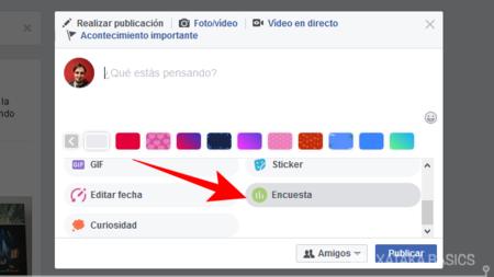 Encuestas En Facebook Cómo Crearlas Y Cómo Poner Gifs En Las Respuestas