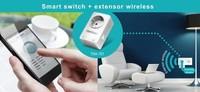 TRENDnet THA-101, un extensor de redes WiFi con enchufe inteligente incorporado