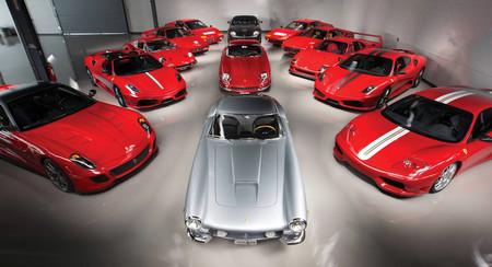Una colección completa de 13 Ferrari a subasta: casi 15 millones de gloria automovilística italiana