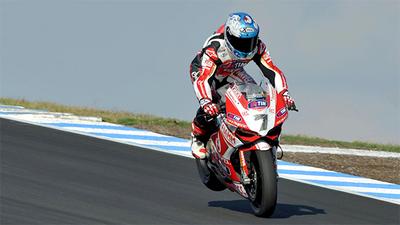 Superbikes Test 2013: Leon Camier vuelve a liderar la tabla, Carlos Checa es sexto