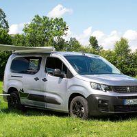 Peugeot ya tiene listas dos nuevas furgonetas camper para el Caravan Salon 2019 de este fin de semana