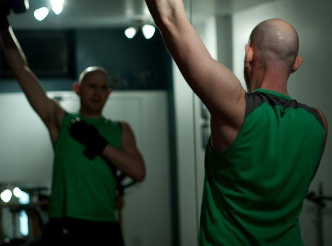 Cuidado con los espejos de los gimnasios que enga an m s - Espejos para gimnasio ...