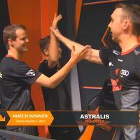 Astralis hace historia en los Major al ganar a MIBR 16-0 en Dust 2