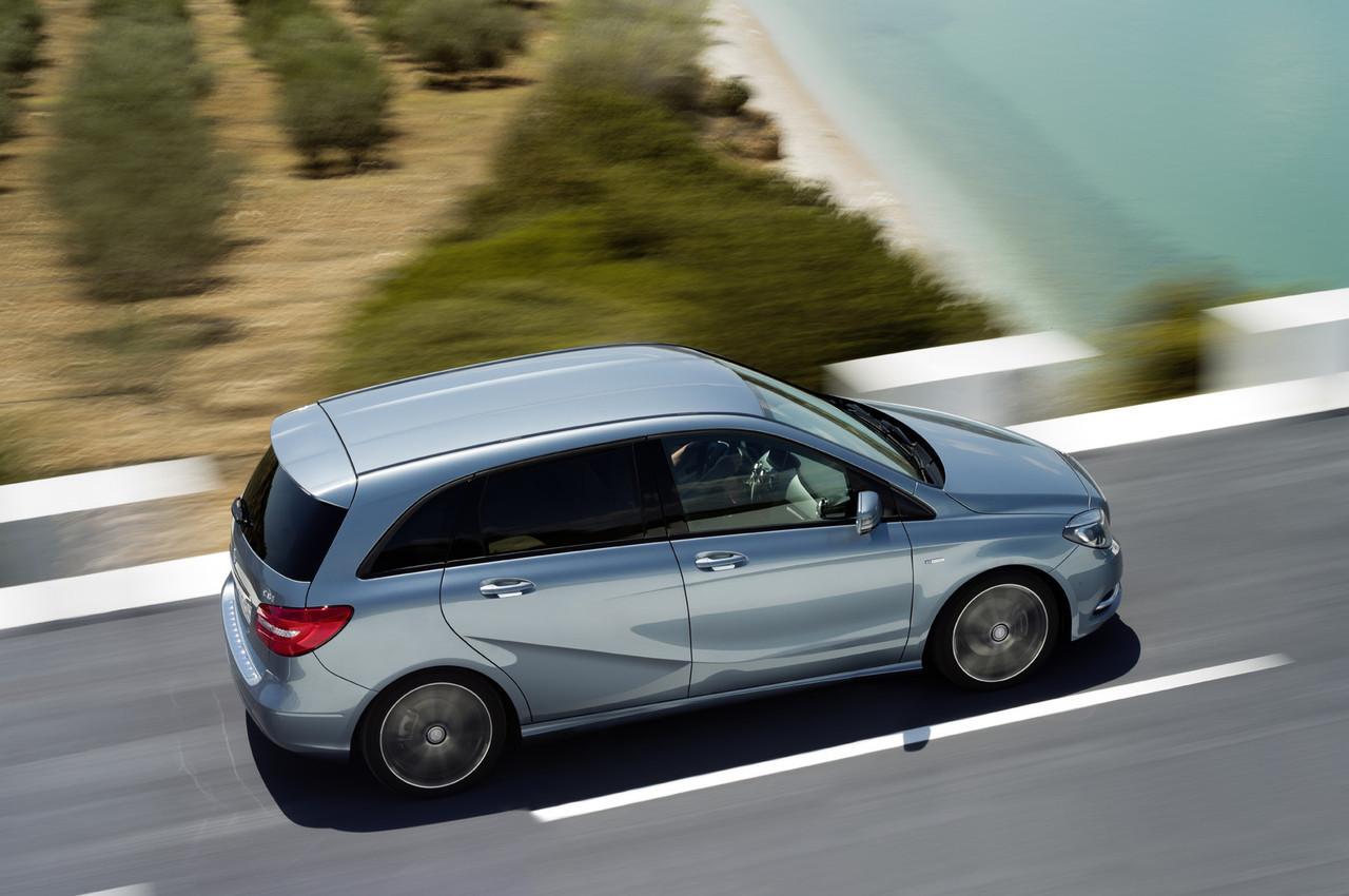 Foto de Mercedes-Benz Clase B (35/104)