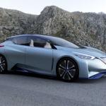 Nissan confirma que el próximo Leaf tendrá una autonomía superior a los 320 km