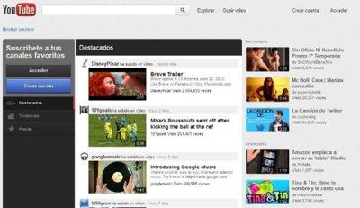 Cómo activar la nueva interfaz de Youtube