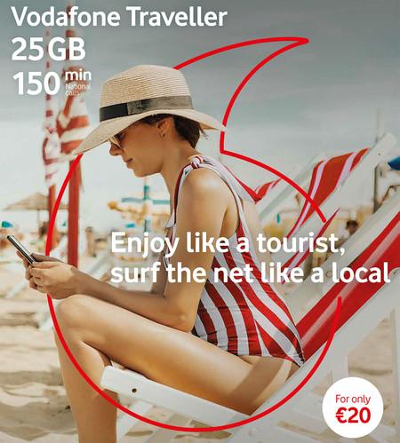 Vodafone Traveller 2
