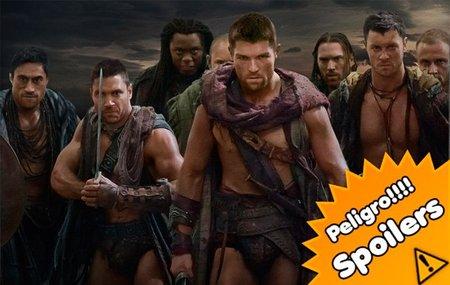 'Spartacus' termina temporada con un final apoteósico