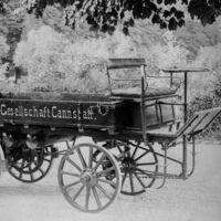 El primer camión de carga de la historia también tuvo que ver con Mercedes-Benz (Daimler) y data de 1896