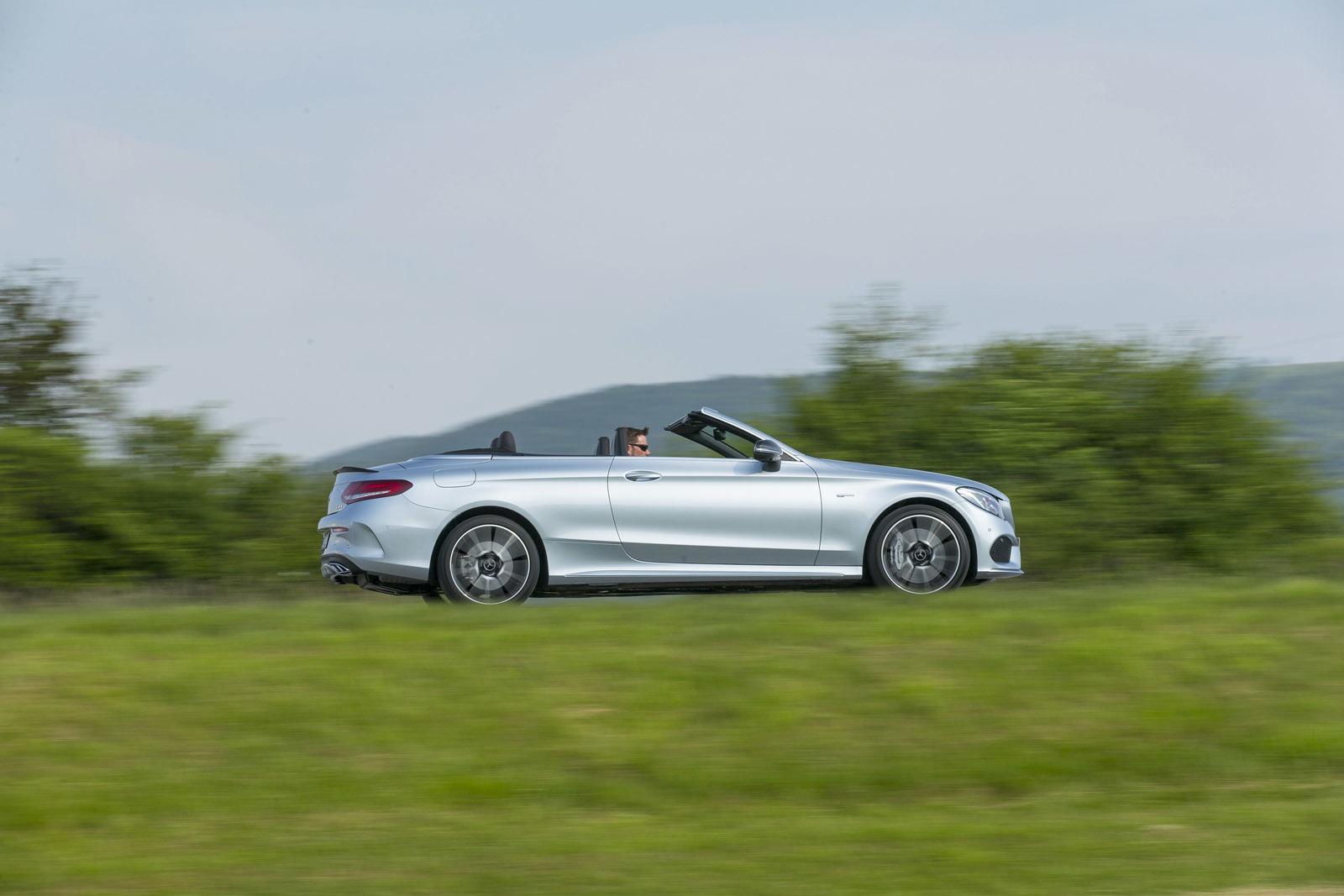 Mercedes benz clase c cabrio en trieste 121 210 for Mercedes benz clase c