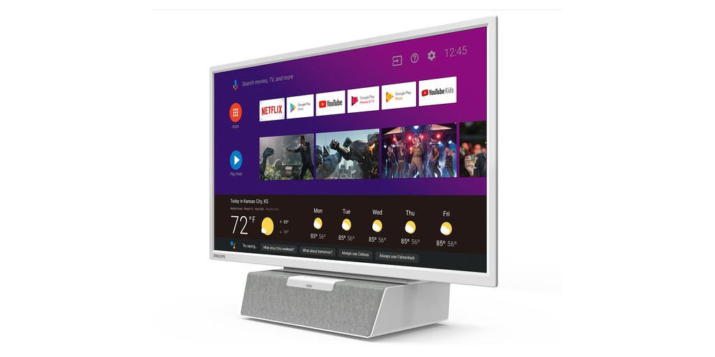 Philips takes Assistant to your kitchen with its new Android TV 24 inch