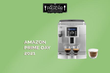 La cafetera más vendida en Amazon es esta súperautomática de De'longhi rebajadísima en el Prime Day: por 298,90 euros