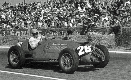 Reg Parnell Francia 1951